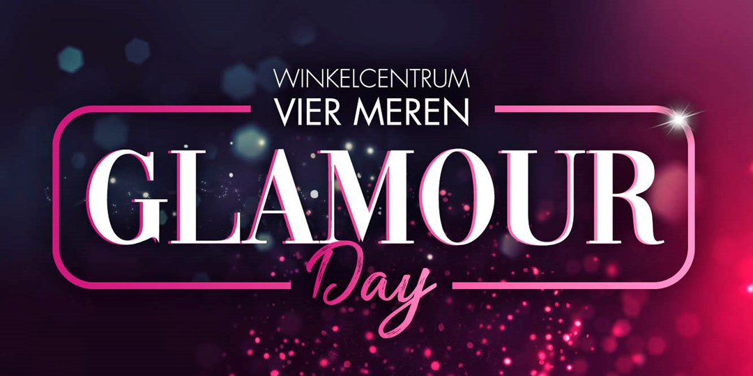 Het is weer bijna National Glamour Day!